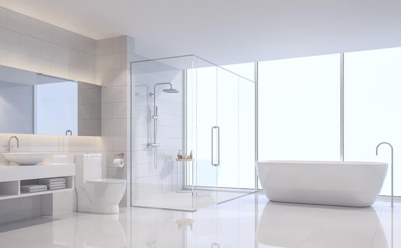 Tipos de ducha